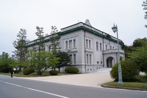 江田島 海軍兵学校 大講堂の画像1