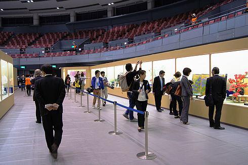 ひろしま菓子博2013 お菓子の美術館1