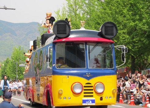 呉みなと祭に、ミッキーがやってきた!ディズニーパレードで盛り上がる呉市