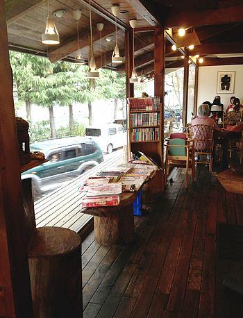 染と茶 可部店 店内の様子1