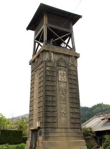 時報塔、東広島市に 国の登録有形文化財