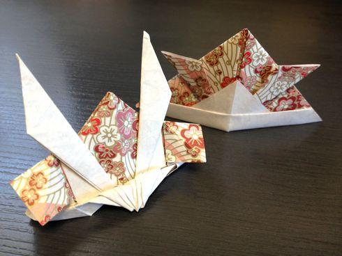 簡単 折り紙 折り紙かぶとの折り方 : tabetainjya.com