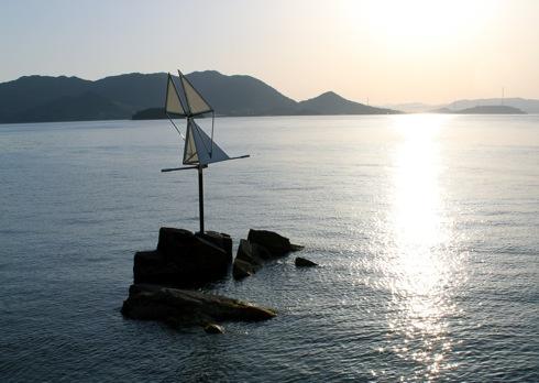 島ごと美術館、瀬戸田(生口島)をぐるりアートで囲む