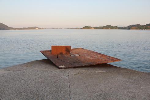 生口島 島ごと美術館 空と海