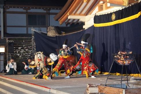 広島護国神社 万灯みたま祭 神楽競演大会2