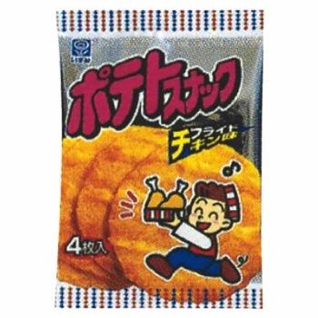ポテトスナック 製造中止、人気 駄菓子の歴史に幕