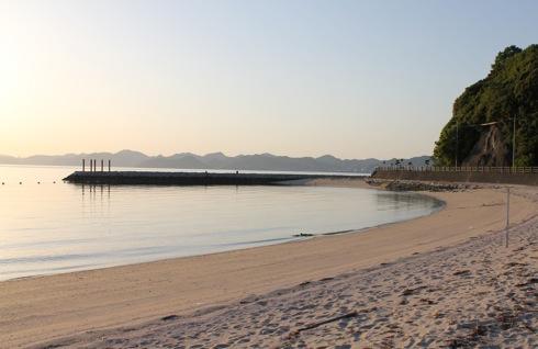 瀬戸田サンセットビーチ マリンスポーツゾーン