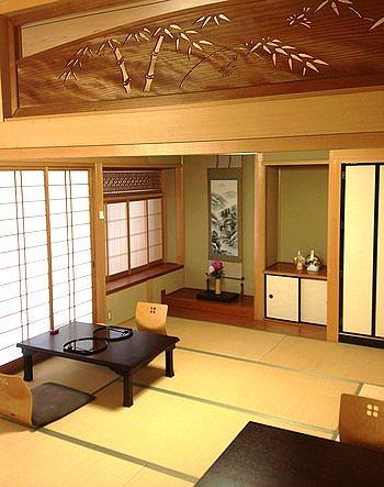 桃花庵、広島市安佐北区の日本料理店はミシュラン広島2つ星 店内