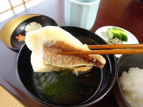 桃花庵 広島市佐伯区の日本料理店、ランチの様子