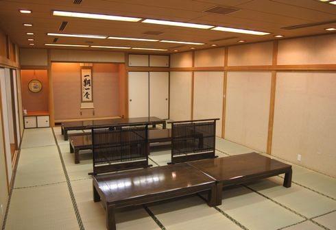 広島 アルカディアビレッジ レストランのお座敷