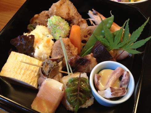 東広島 ふく政の懐石弁当3