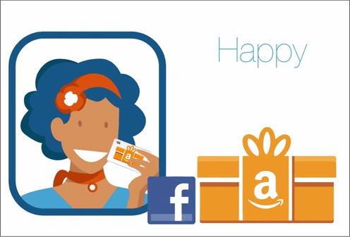 フェイスブック、誕生日プレゼントを贈れるサービス開始