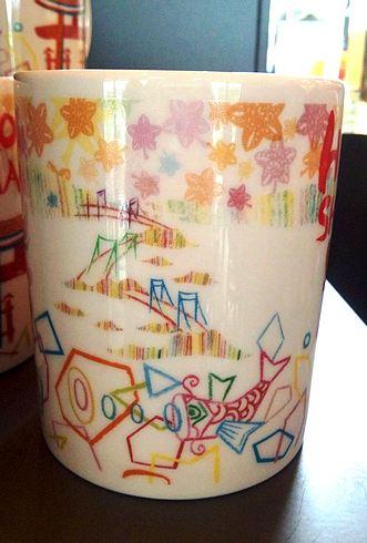 広島マグ、スタバから地域限定マグカップ