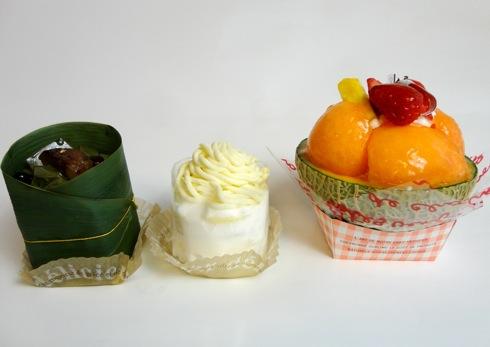 お菓子茂(OKASHIMO) めろんボールの画像2