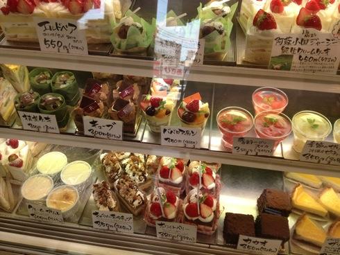 お菓子茂(OKASHIMO) 店内画像2