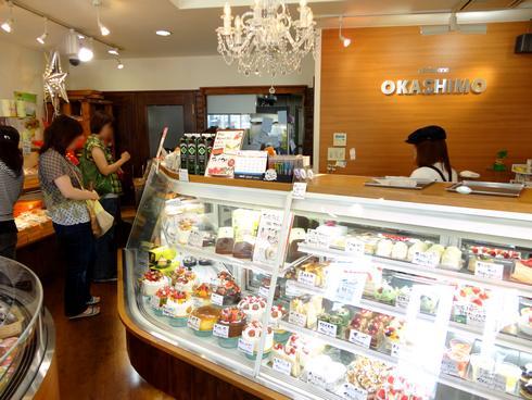 お菓子茂(OKASHIMO) 店内画像