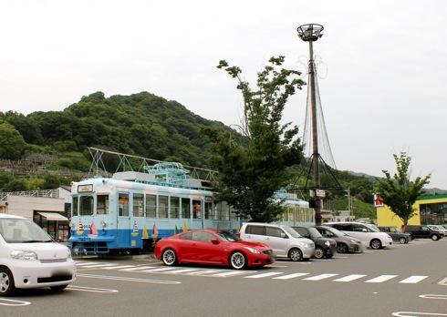 パルティフジ坂 電車の画像7