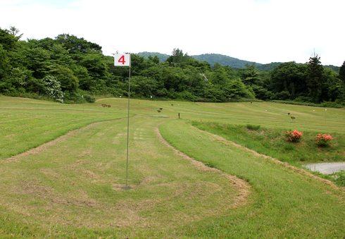 八幡原公園 グランドゴルフ場