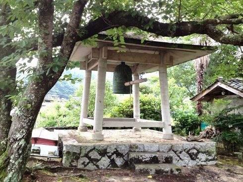大窪寺の鐘