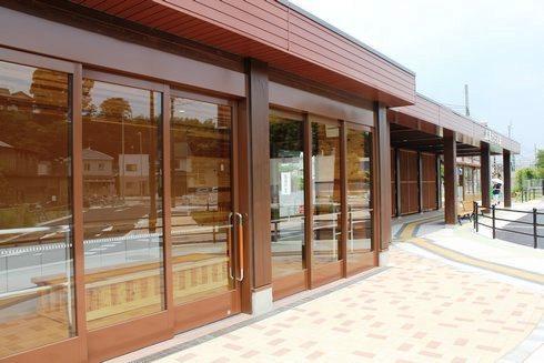 新しい 広電 廿日市駅の画像4