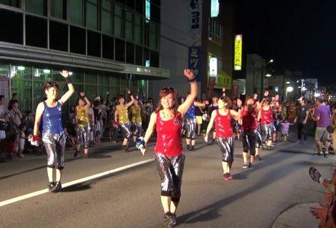 三次きんさい祭り パレードの画像1