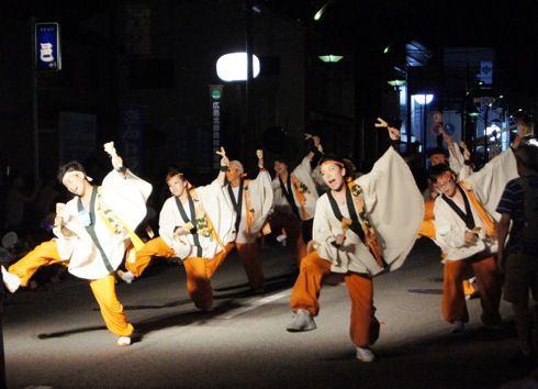 三次きんさい祭り パレードの画像2