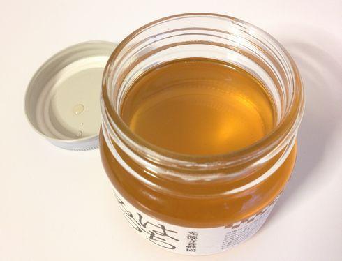 光源寺養蜂園のはちみつ、山蜜