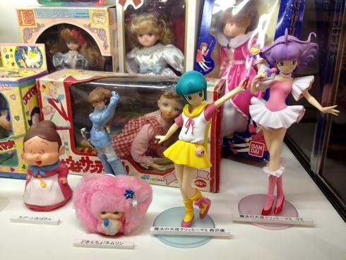 昭和のおもちゃ博に、クリィミーマミ、どきんちょ!ネムリン、スプーンおばさん