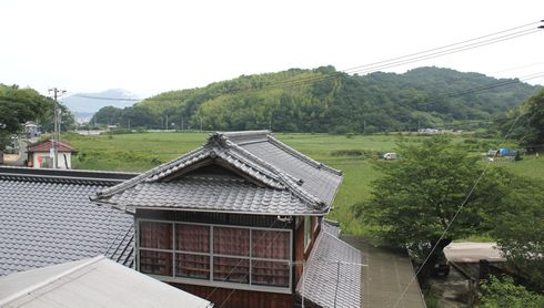 江田島 大窪寺からの眺め