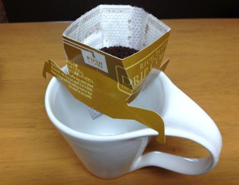 リコ、ペルー産のコーヒー豆