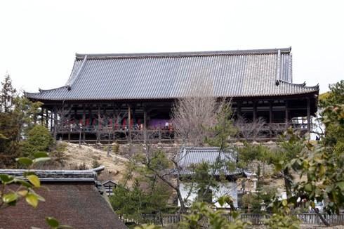 宮島 千畳閣(豊国神社) 全体像