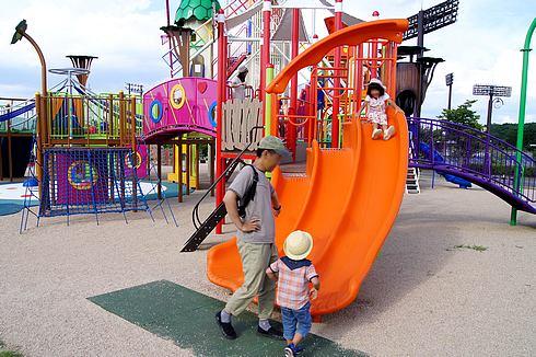 みよし運動公園 遊具の画像1