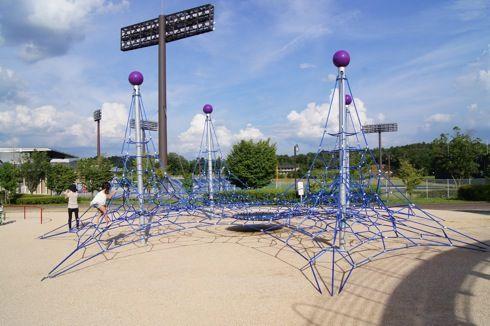 みよし運動公園 遊具の画像7