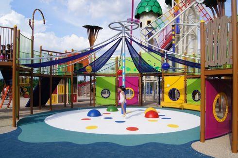 みよし運動公園 遊具の画像8