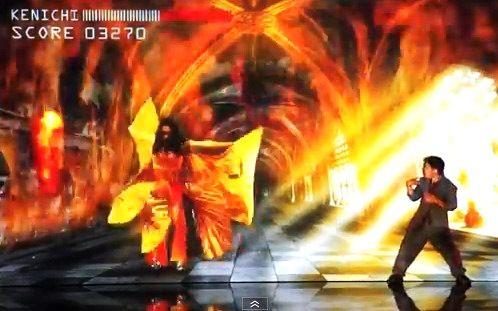 蛯名健一が魅せた!ゲームキャラクターになりきった動画の神業パフォーマンスが凄すぎ