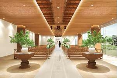 プリンスホテル広島 ゲストハウス チャペルイメージ