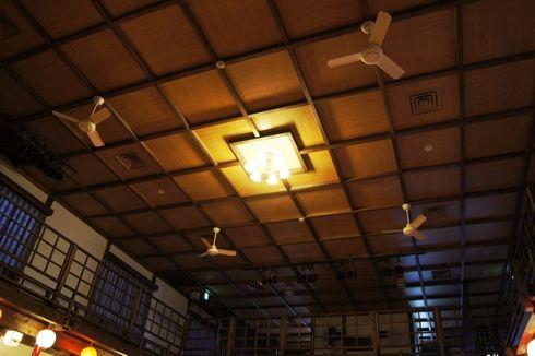 乙女座の天井