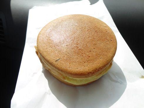 津保美堂製菓(つぼみどう) 二重焼きの画像1