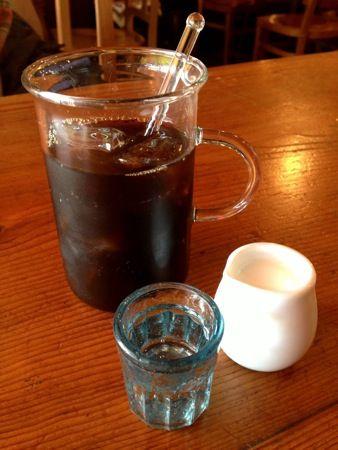 サムズ倶楽部ハウス 食後のコーヒー