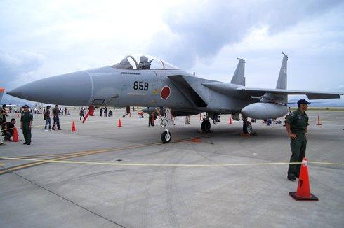 岩国航空基地祭 戦闘機 画像