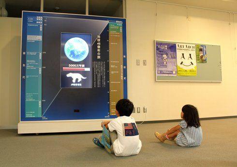 庄原のクジラ博物館、動画で案内も