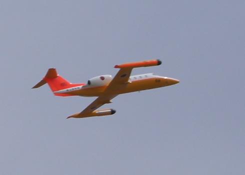 U-36A 展示飛行