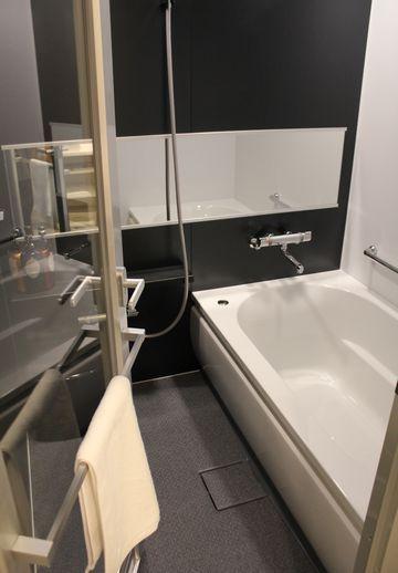 広島ワシントンホテルのお風呂