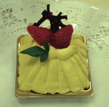 南区七大伝説スイーツ ゴールデンシーズンケーキ