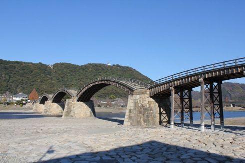 錦帯橋「流されない橋を造りたい」情熱と技術が生んだ橋を世界遺産へ
