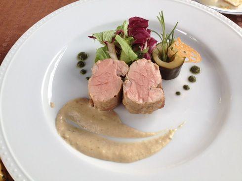 ラ・パレッタ(la Paletta) お肉ランチ