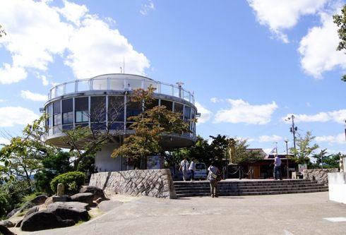 千光寺公園 山頂展望台
