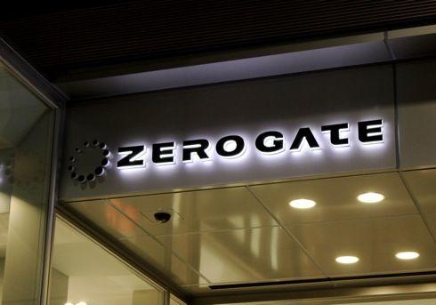 広島ゼロゲート ロゴ