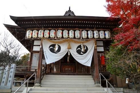 旭山神社、広島カープのチーム名のルーツにもなっている神社とは?
