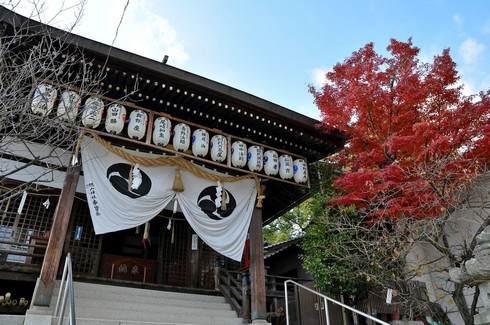 旭山神社 本殿